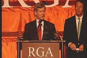 mcdonnell with sanford at RGA