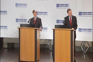 Deeds McDonnell at Debate